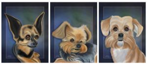 Kelly-rose-dogs1-flat-small by LyleDoucetteArt