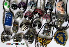 New stuff by Ideationox