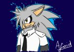 Afoid the Hedgehog by ShadowStyle97