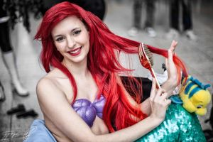 The Little Mermaid - LSCC 2013 by methosivanhoe