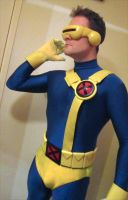 Cyclops Harness and Visor by 4thWallDesign
