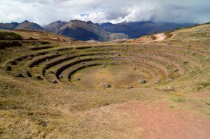 Moray - Inca Ruins 1 by LLukeBE