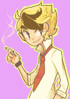 do people even hold cigarettes like that by TheQuietDummy