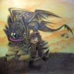 FAC 1_HowToTrainYourDragon by blackwinged-neotu