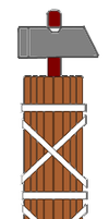 Hammer Fasces by AmericanSFR