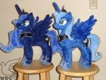 First and Second season Luna by WhiteDove-Creations