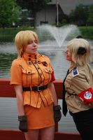 Seras: Go Away Now Please by StormWildcat