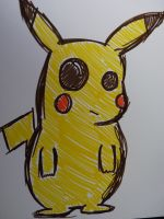 Pikachu by xXDanVerineXx