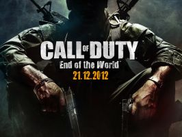 CoD Black Ops End of the World by Privileg13