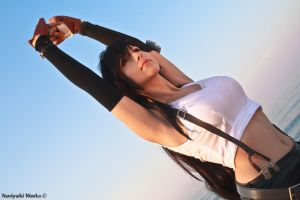 Preview Set: Tifa by NyappyMisako 01 by Noriyuki83
