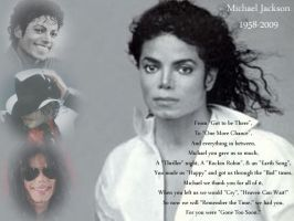 Michael Jackson Tribute by GrandDuchess18