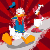 Donald and Daisy 02 by Orphen5