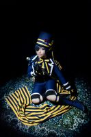 Ciel Phantomhive Blue by AtunaCosplay