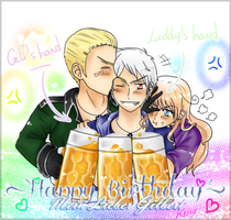 +HBD+ Germancest everywhere by Kaizoku-no-Yume