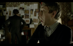 Funny Sherlock Screen Shot by Ulura