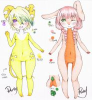 : What you eat? Adopts Set 2 :: [Closed] by Chewy-Adopts