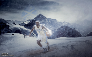 Ty Lawson | Wallpaper by ClydeGraffix