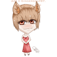 Chibi Mechi for PortgazDKim by Gingersnap87