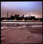 industrial night by M0rt