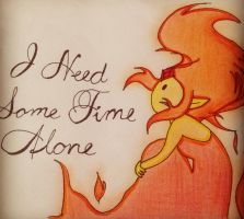 Flame Princess by Whiskers-the-Cat