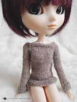 Pullip necked sweater by kivrin82
