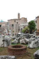 Rome - Forum 1 by Lauren-Lee