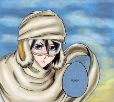 Rukia is back - Bleach 562 by Erian-7