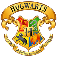 Hogwarts Emblem Icon by mahesh69a