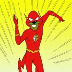 The Mongoose Flash! by cartercomics
