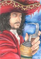 Captain Hook by tavington