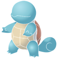 #007 ~ Squirtle by alexisrose1454
