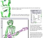 MSPaintTutorial1 - CleanLines by black-rider