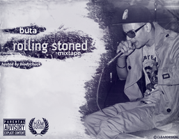 Buta - Rolling Stoned Mixtape by erinnArt