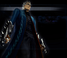 Devil May Cry 3 SE - Beowulf Vergil Clear 1 by Elvin-Jomar