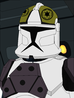 Clone trooper gunner by Sonny007