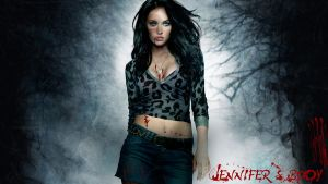 Jennifer's Body Wallpaper by Nephaddicted