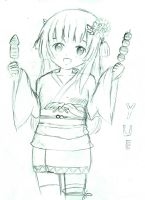 Yue Rune Factory 2 by iCHig0man
