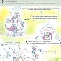 Ask Me Answer #1 by DreamingMystic