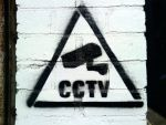 CCTV spray paint by Ionatia
