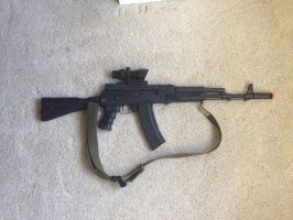 AK-74M Mods Finished by Ghost141