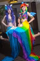 New York Comic Con 2015 - Belly Prancers'(PS) 26 by VideoGameStupid