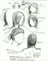New Hair Style Design for spring by Tranzopus