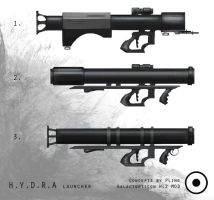 H.Y.D.R.A Launcher by PLing