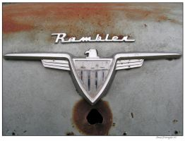 Rambler Emblem by colts4us