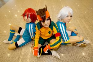 Inazuma11: Inazuma Japan Again! by Junez-chan