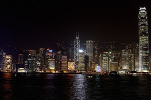 Hong Kong by Piece-by-peace