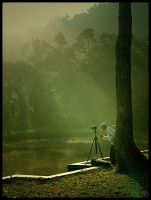landscape photographer by bayumaitra