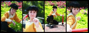 Ranma: The Lost Boy by xYaminogamex