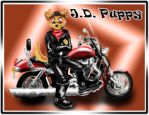 JD 'JappoDawg' And His Bike by jappodawg