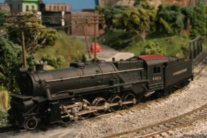 N Scale PRR I1s Completed by LimitedClear